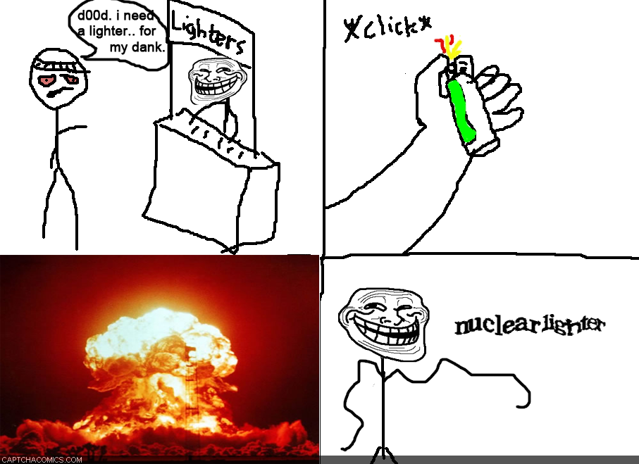 Nuclear Lighter