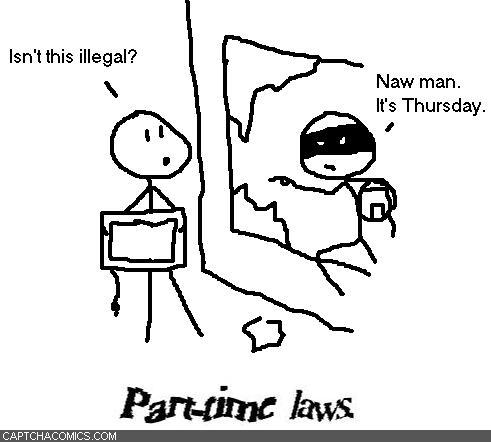 Part-time Laws