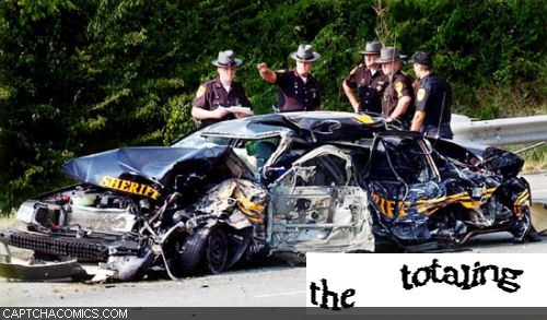 The Totaling