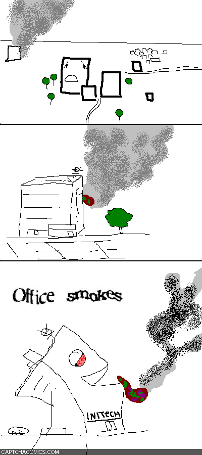 Office Smokes