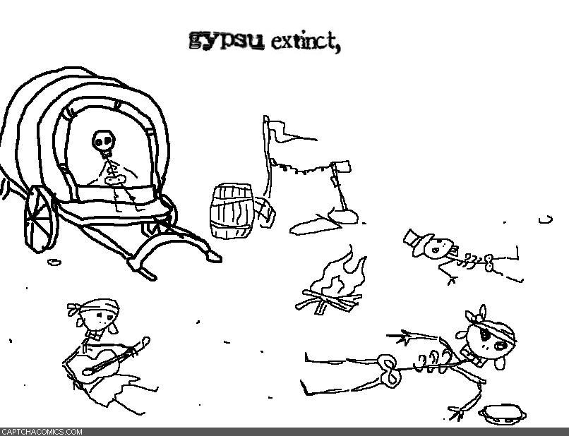 Gypsu Extinct