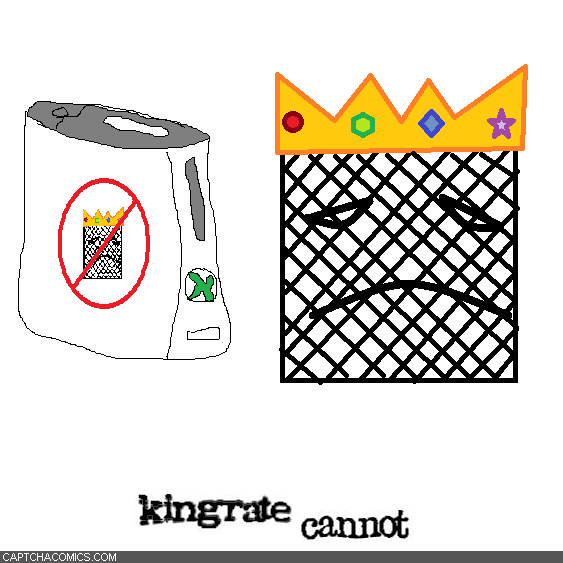 Kingrate Cannot