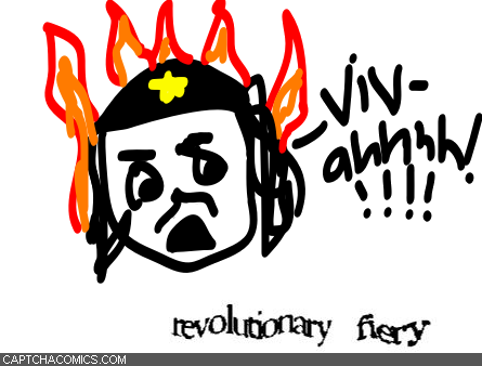 Revolutionary Fiery