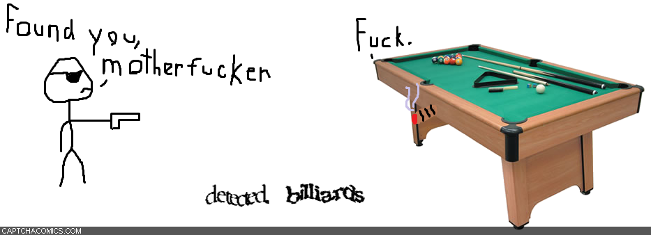 Detected Billiards