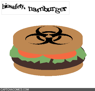 Biosafty Hamburger