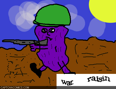 War Raisin