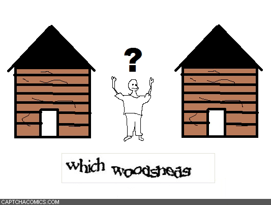 Which Woodsheds