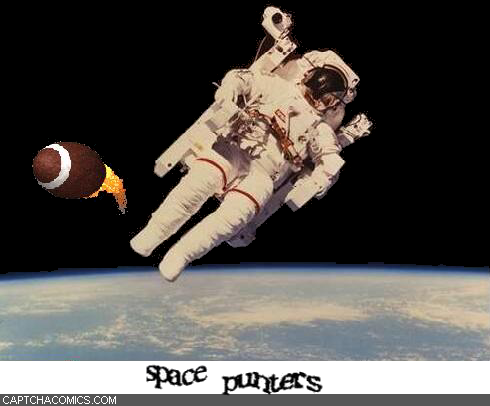 Space Punters