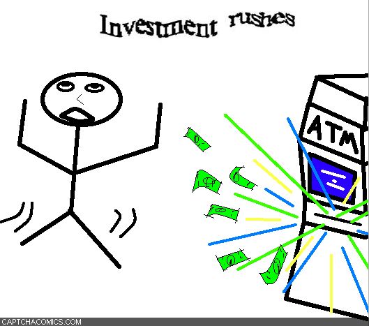 Investment Rushes