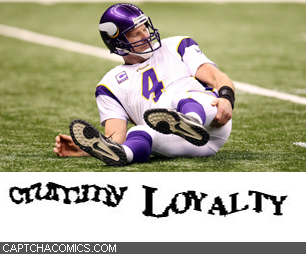 Crummy Loyalty