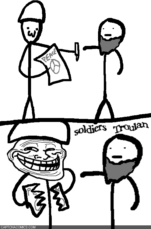 Soldiers Troulan