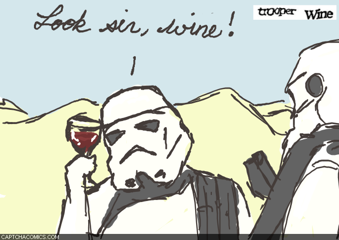 Trooper Wine
