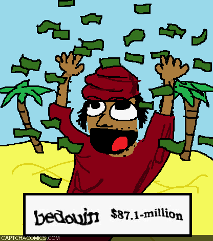 Bedouin $87.1-million
