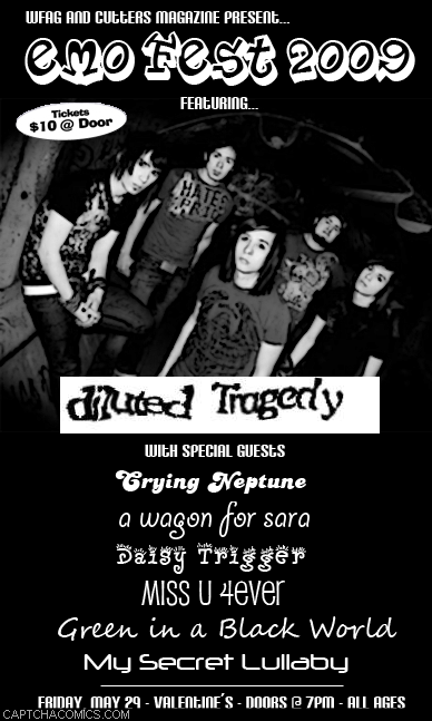 Diluted Tragedy