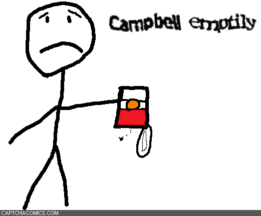 Campbell Emptily