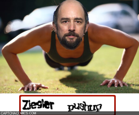 Ziegler Pushup