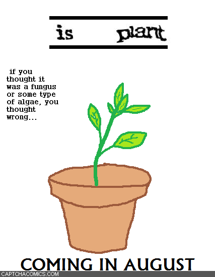 Is Plant