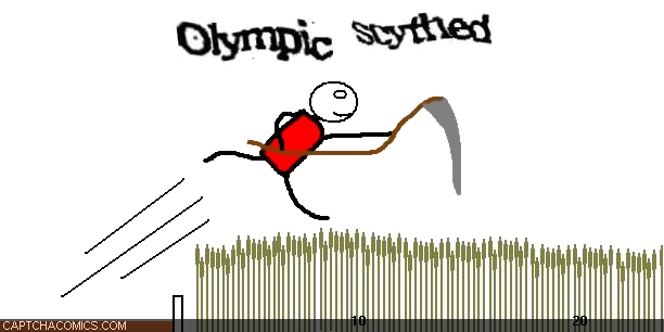 Olympic Scythed