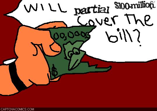 Partial $100-million