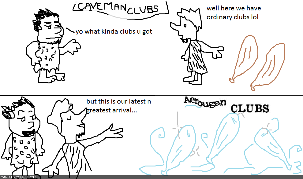 Aerougan Clubs