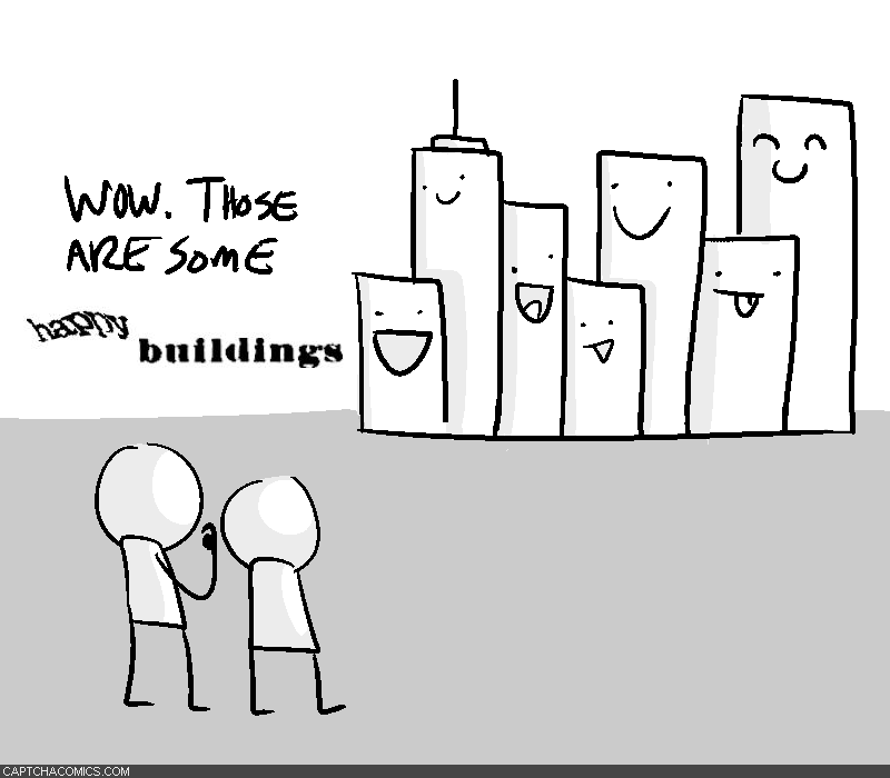 Happy Buildings
