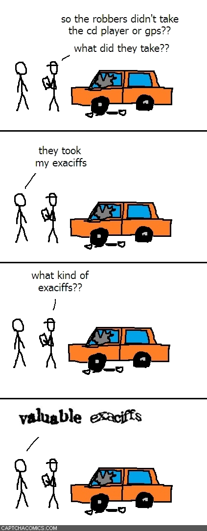 Valuable Exaciffs